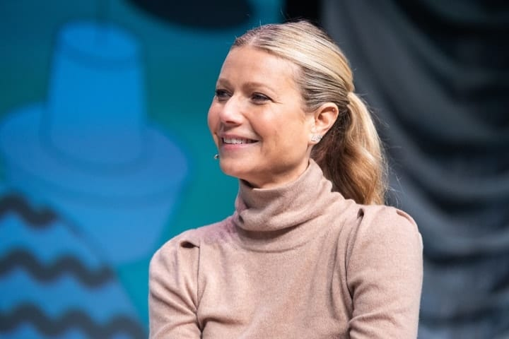 celebrity endorsements, Gwyneth Paltrow