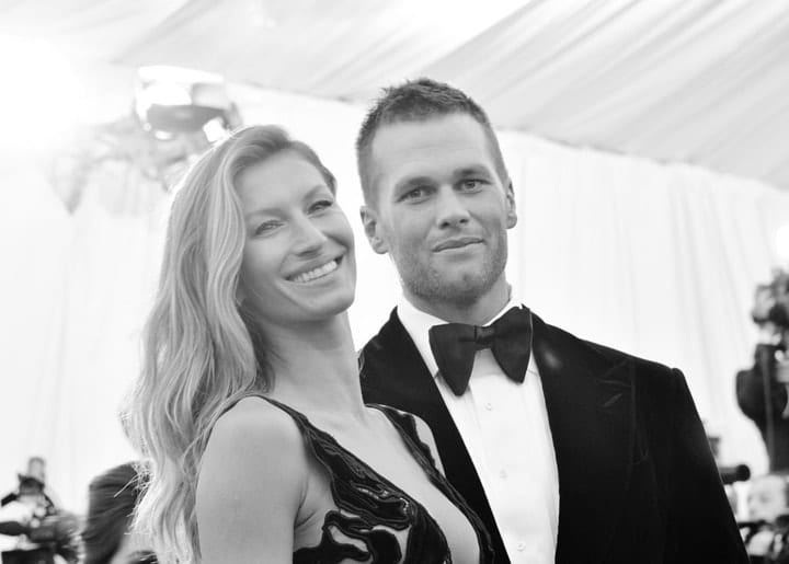 Gisele Bundchen, Tom Brady, wage gap