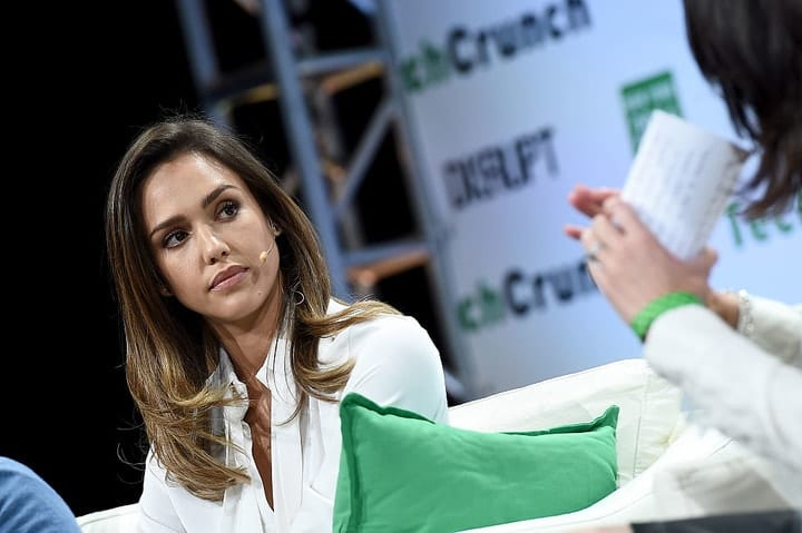 jessica alba, the honest company, bad company founders