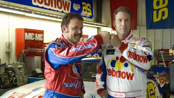 product placements, Talladega Nights, Wonder Bread