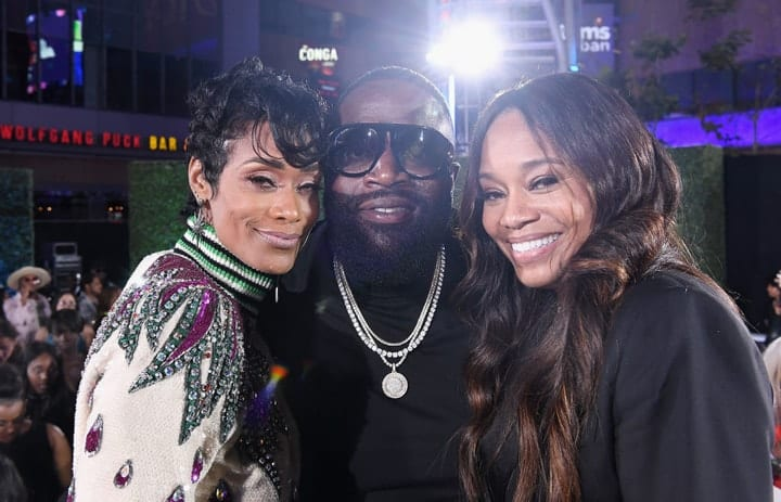 Rick Ross, most extravagant celebrity parties