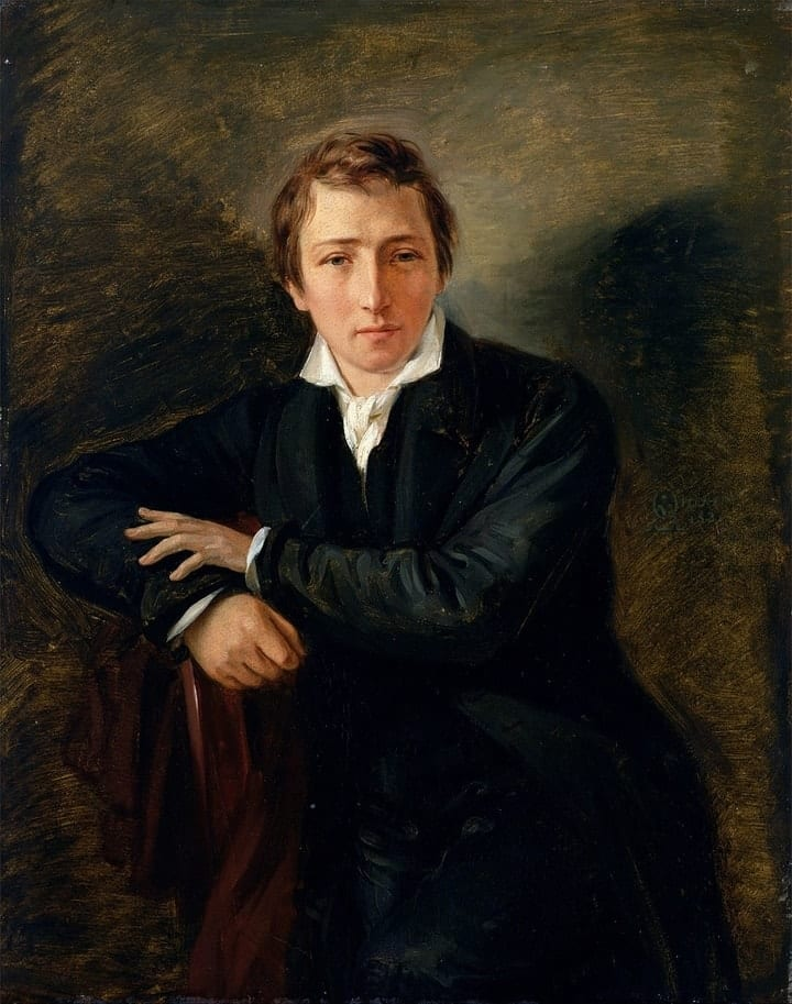 Heinrich Heine, inheritance, wills