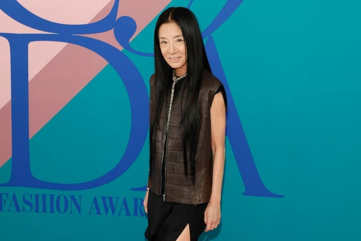 success after 40, Vera Wang