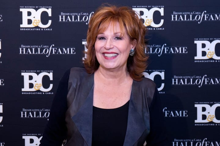 success after 40, Joy Behar