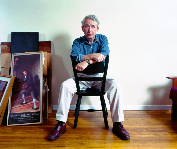 success after 40, Frank McCourt