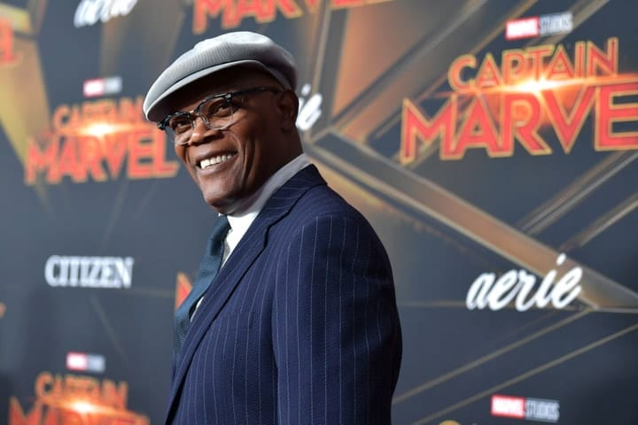 success after 40, Samuel L. Jackson