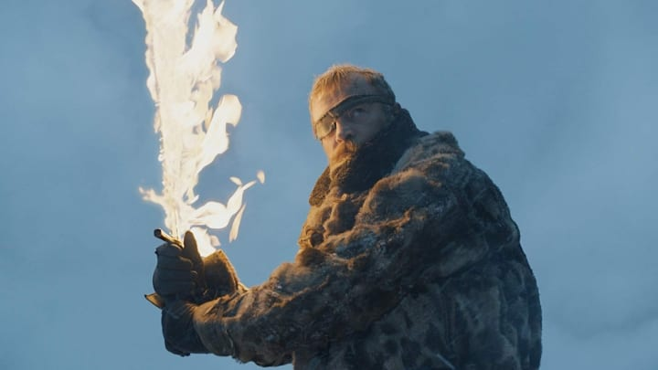 Beric Game of Thrones
