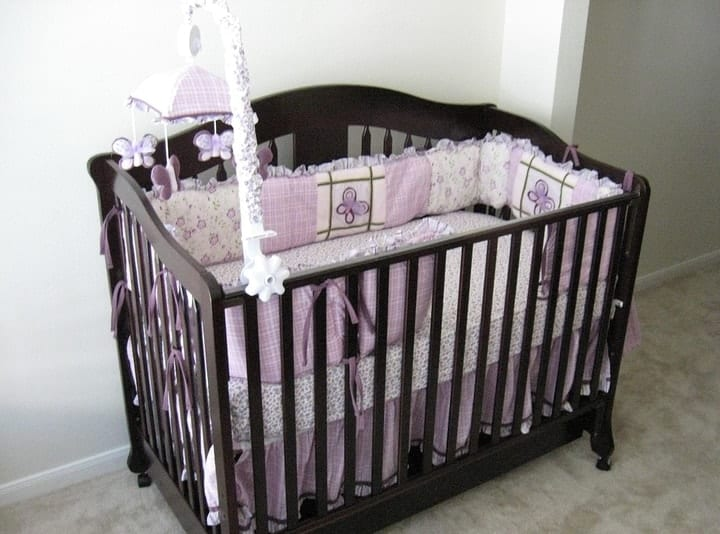crib bumpers, products that are a waste of money