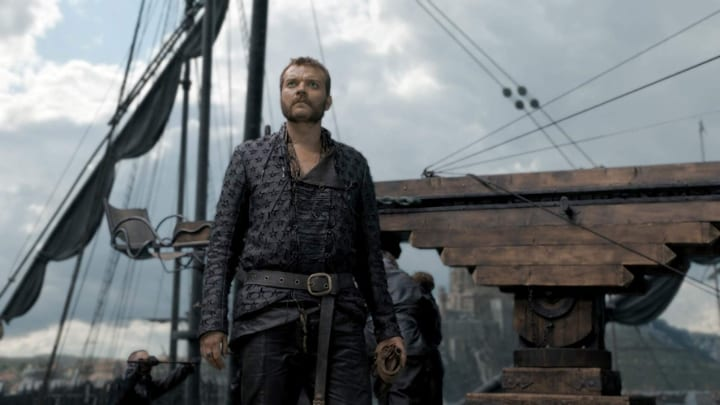 Euron Greyjoy Game of Thrones