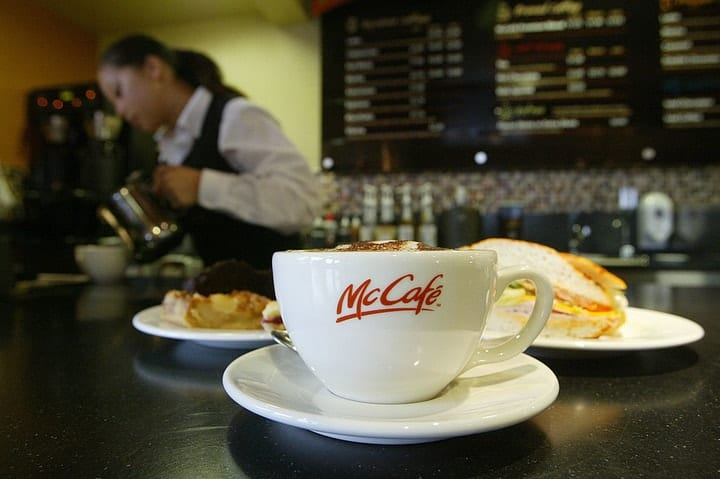 McDonald's coffee, fast food scandals