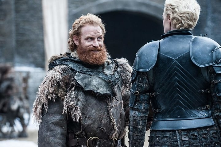 Tormund Gianstbane Game of Thrones