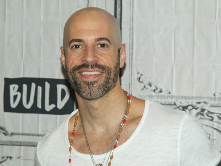 "Singer Chris Daughtry attends the Build Series to discuss ""Cage to Rattle"" at Build Studio on July 27, 2018 in New York City."