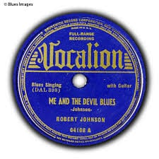 Robert Johnson, rare vinyl, Me and the Devil Blues, expensive record