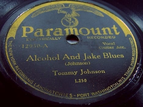 Tommy Johnson, vinyl, rare records, valuable, expensive