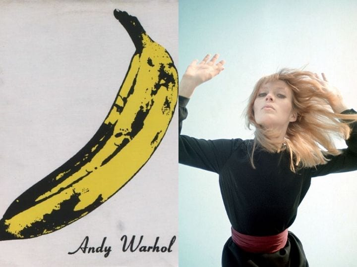 Velvet Underground and Nico, rare vinyl, original pressing, valuable records