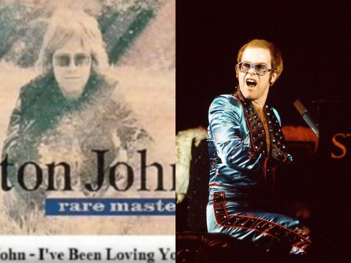 Elton John, rare vinyl, valuable records, expensive vinyl