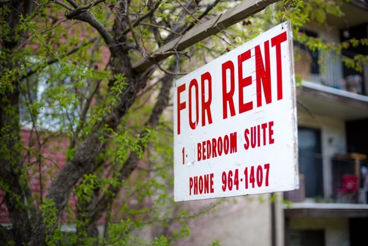 What to do if your rent goes up