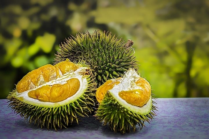 disgusting luxury products, durian