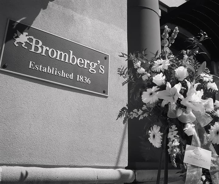 oldest business in Alabama, Bromberg's