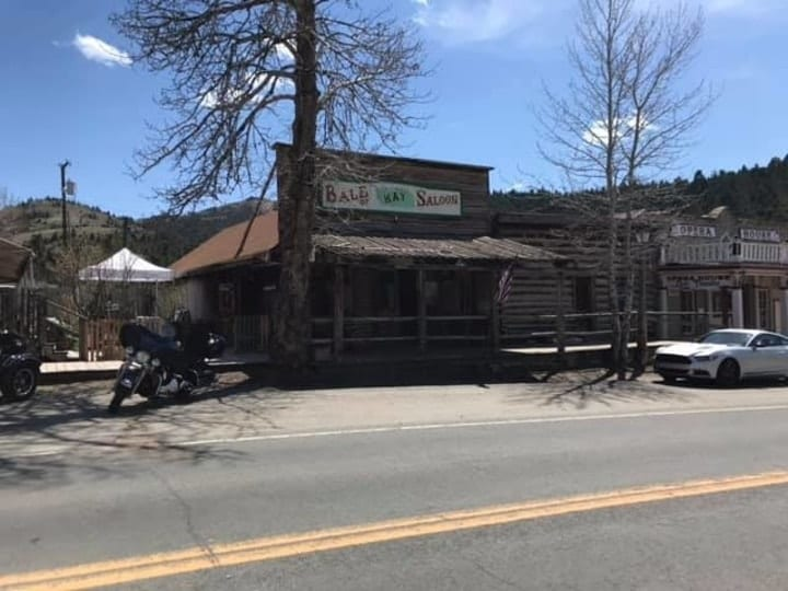 oldest business in Montana, Bale of Hay Saloon