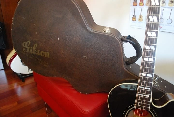 most expensive items featured on Pawn Stars, Stephen Stills' 1941 Gibson guitar