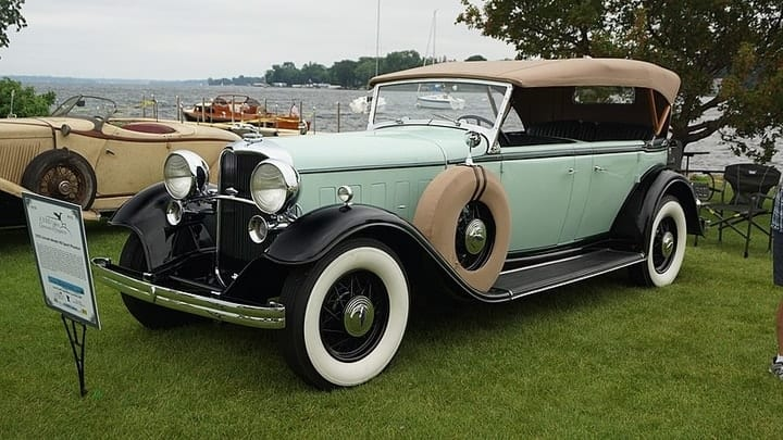 most expensive items featured on Pawn Stars, 1932 Lincoln Roadster