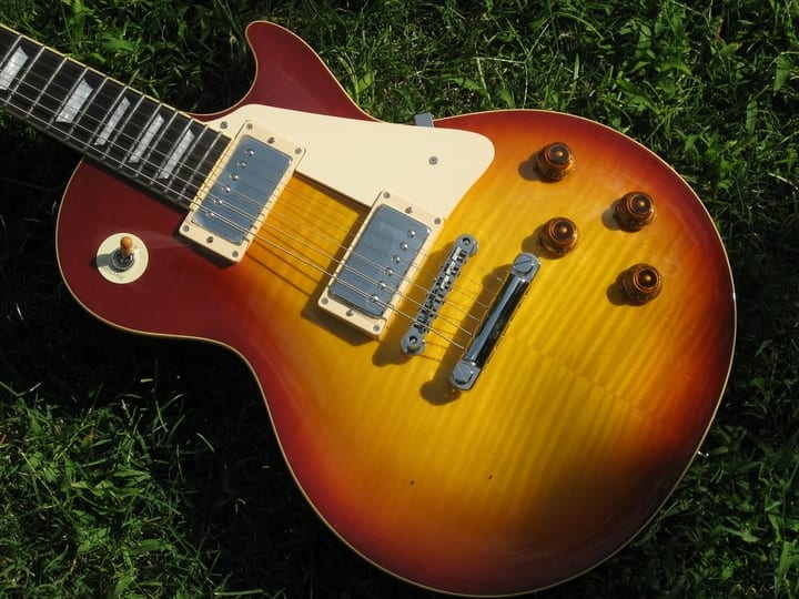 most expensive items featured on Pawn Stars, Mary Ford's 1961 Gibson SG Les Paul guitar