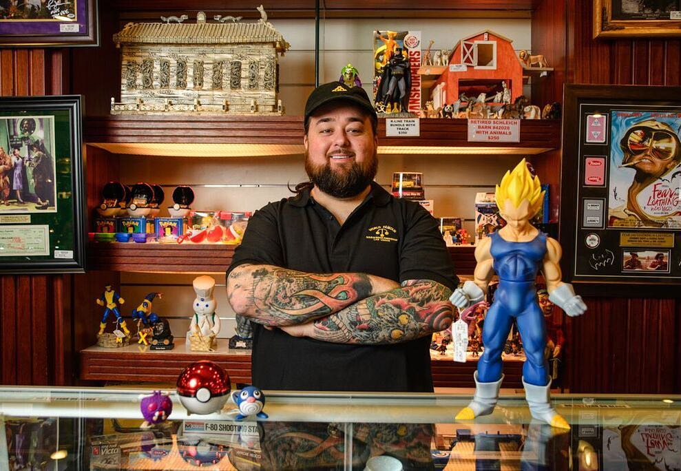 The most expensive items ever featured on Pawn Stars