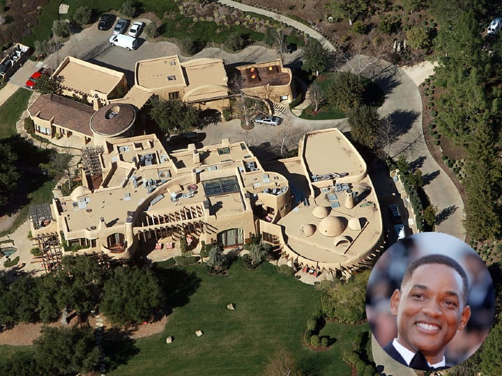 Will and Jada, Los Angeles mansion, Calabasas