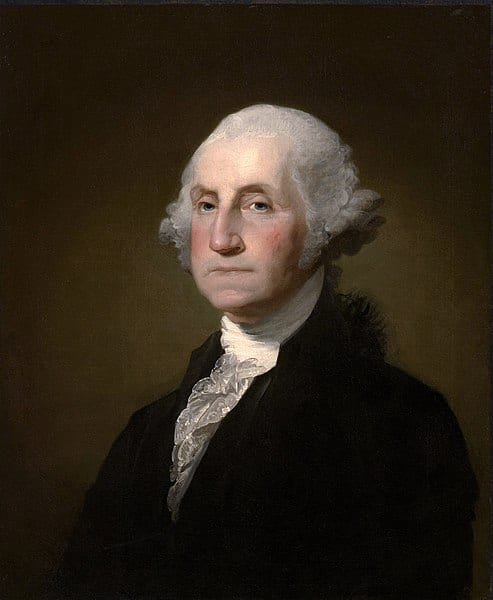 valuable autographs, George Washington