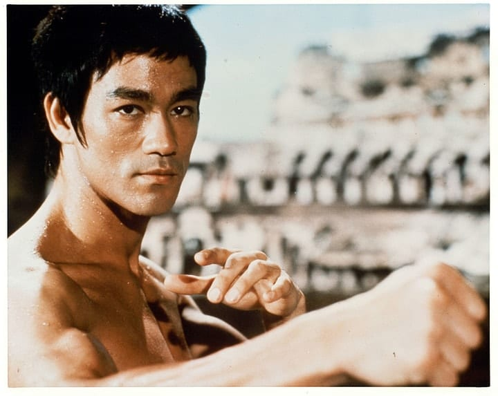 valuable autographs, Bruce Lee