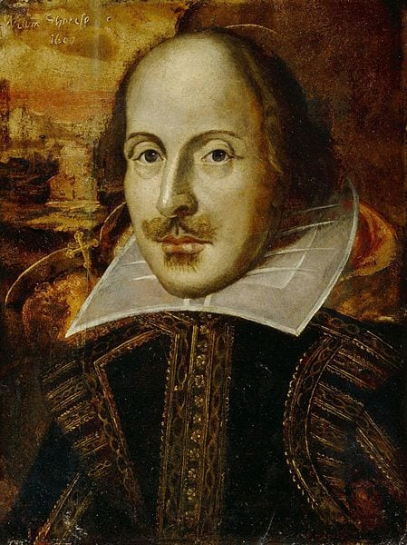 valuable autographs, William Shakespeare