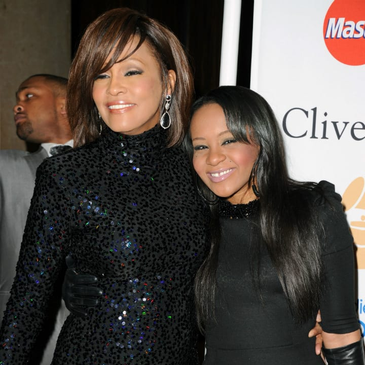 bobbi-kristina-brown, famous heirs and heiresses