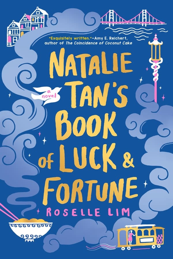 summer reading list, Natalie Tan's Book of Luck & Fortune