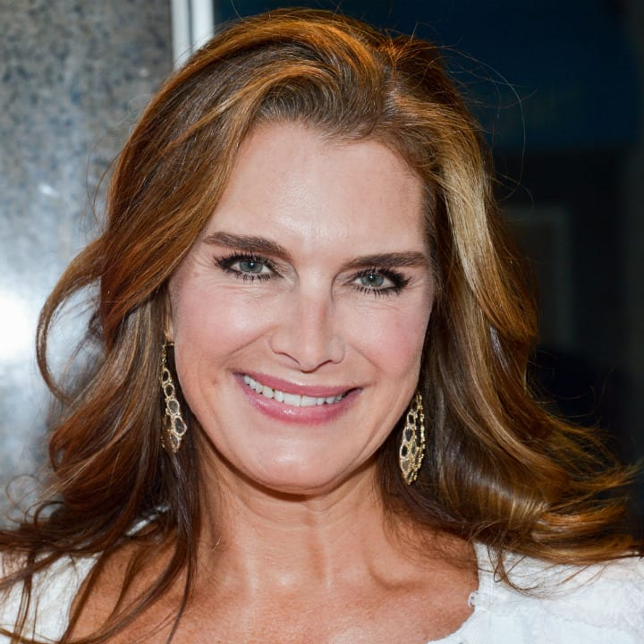Brooke Shields, Tall women in Hollywood
