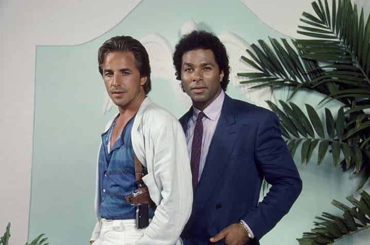 Miami Vice, most expensive TV shows