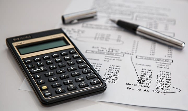 budgeting with inconsistent pay