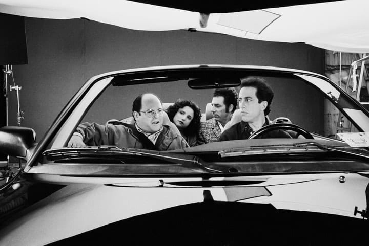 Seinfeld, most expensive TV shows