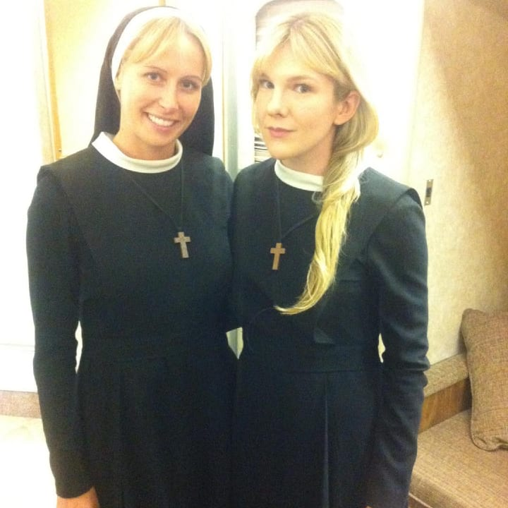American Horror Story, stunt double, actress