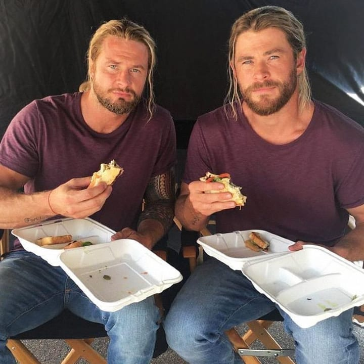Thor, Holland Hanton, Thor, Chris Hemsworth