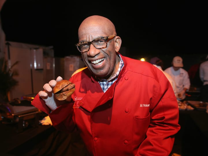 al-roker-anchor, richest TV personalities