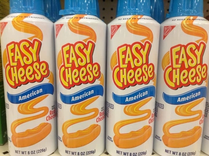 American cheese, Millennials are killing American cheese