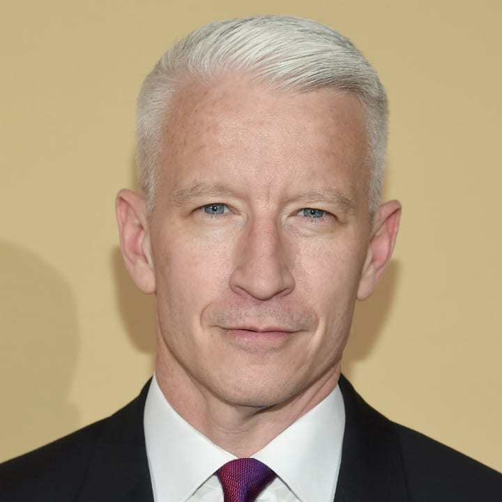 anderson-cooper-anchor, richest TV personalities