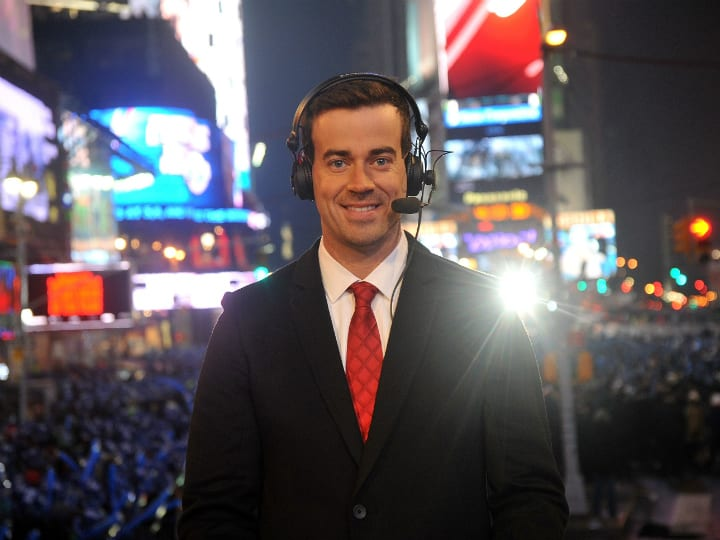 carson-daly-tv-anchor, richest TV personalities