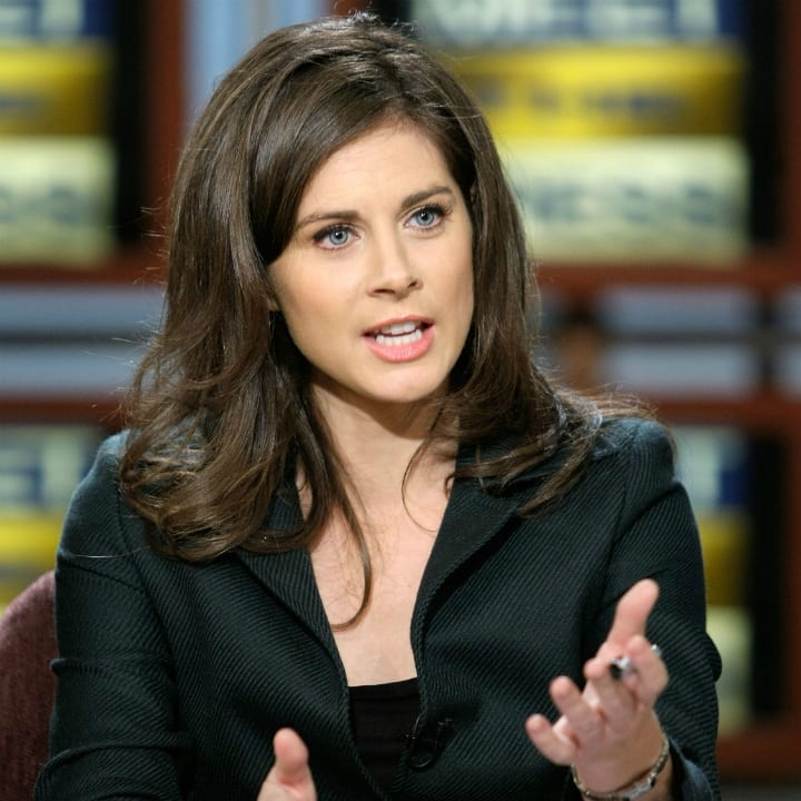 erin-burnett-tv-anchor, richest TV personalities