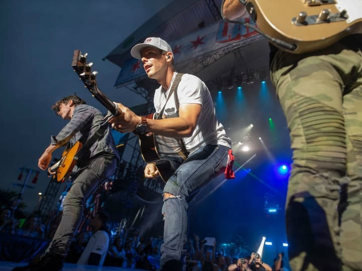 richest country music star, Granger Smith