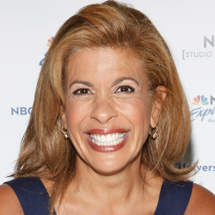 hoda-kotb-tv-anchor, richest TV personalities