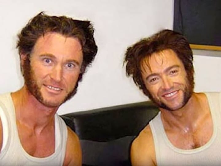 Hugh Jackman, stunt double, Wolverine, X-Men