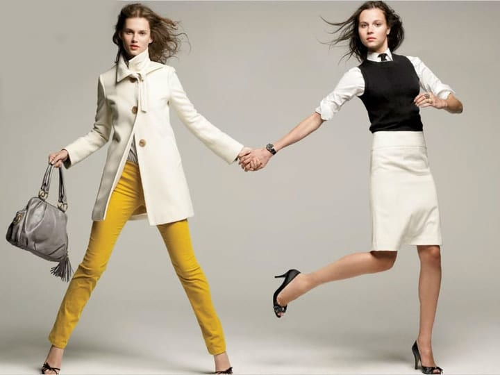 J.Crew, Millennials are killing J.Crew
