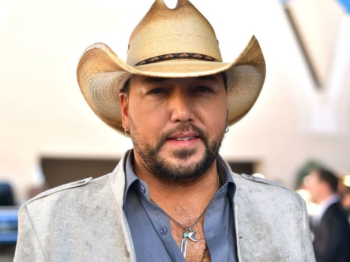 richest country music stars, Jason Aldean